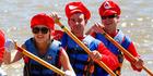 View: Gallery: 2017 Whanganui River Raft Race