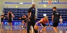 Watch: NY's basketball star Tony Webster coach to Tauranga juniors