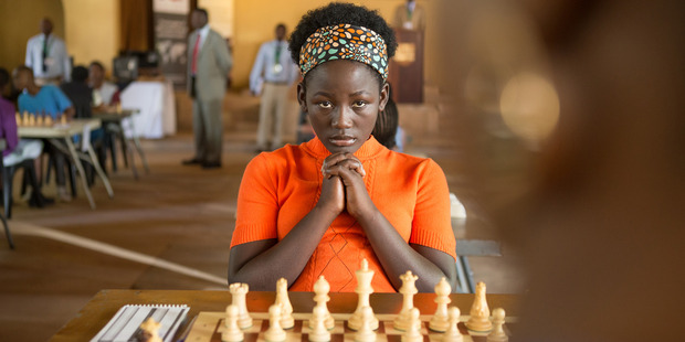 Madina Nalwanga is Phiona Mutesi in Disney's QUEEN OF KATWE, the vibrant true story of a young girl from the streets of rural Uganda whose world rapidly changes when she is introduced to the game of c