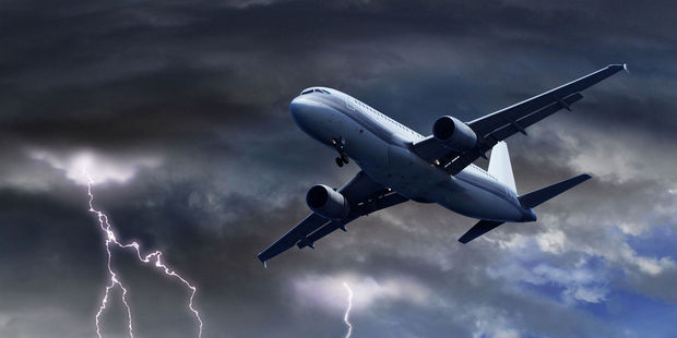 Fliers have revealed the terrifying moments when they've been slammed against the cabin ceiling or heard grown men screaming. Photo / 123RF