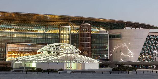 Meydan race club in Dubai. Photo / 123RF