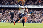 Harry Kane's hat-trick inside the first 23 minutes at White Hart Lane blasted Stoke on to the back foot. Photo / AP