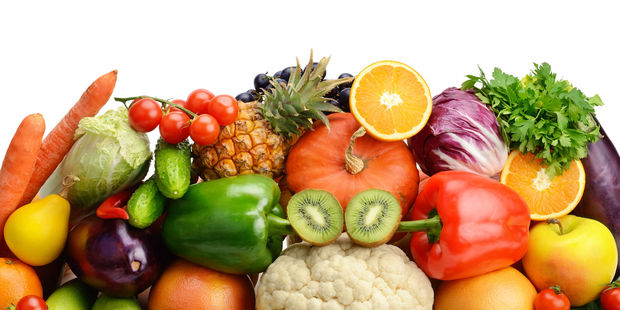 New research recommends increasing your daily fruit and vegetable consumption to 10-plus a day. Photo / 123RF