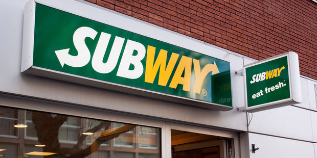 Subway says lab tests it commissioned show its chicken had only trace amounts of soy. Photo / 123RF