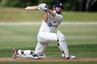 Colin Munro is a class above for Auckland. Photo / Photosport