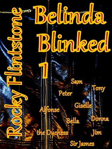 The cover of Belinda Blinked. Photo / Rocky Flintstone Amazon