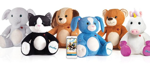 They might be cute and cuddly, but Cloudpets snitch on your kids.