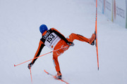 Venezuela's Adrian Solano competes during the men's cross country sprint qualification at the 2017 Nordic Skiing World Championships. Photo / AP
