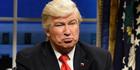 Alec Baldwin as President Donald Trump in a sketch on Saturday Night Live. Photo/AP