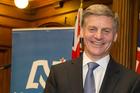 Prime Minister Bill English. Photo / Mark Mitchell