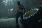 Hugh Jackman and Patrick Stewart star in Logan