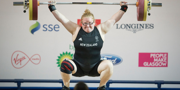 Tracey Lambrechs has had to shed 17kg to make a lower weight class. Photo / Greg Bowker