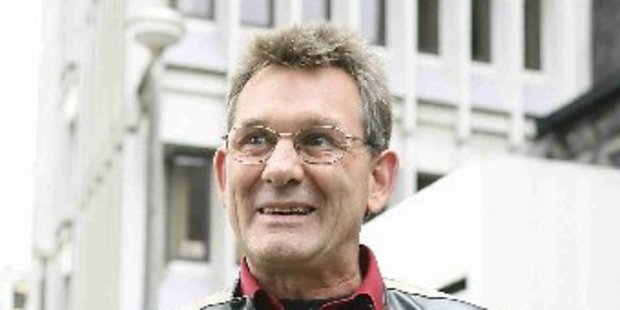 ACTIVIST: Ken Clearwater supports male survivors of sexual abuse and says more needs to be done. PHOTO: FILE