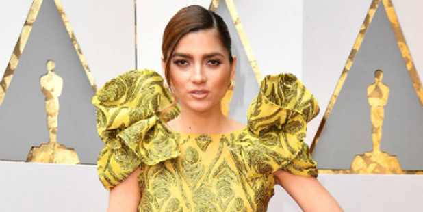 Two years ago Blanca Blanco was on an Oscars worst dressed list. She'd hoped this year would be different. Photo / Getty