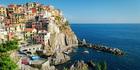 Manarola (Cinque Terre Italy). Photo / 123RF