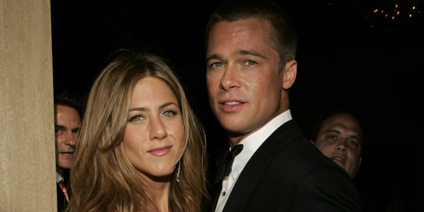 Brad Pitt 'has been texting' ex Jennifer Aniston amid Angelina Jolie divorce