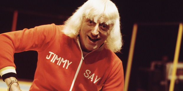 After Sir Jimmy Savile died in 2011, hundreds came forward to claim they were abused. Photo / Getty Images