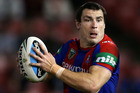 Winger James McManus is taking legal action against the Newcastle Knights over concussions. Photo / Getty