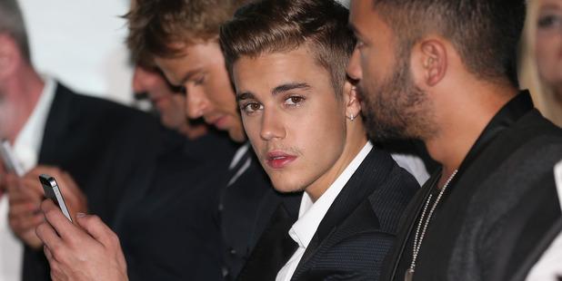 Justin Bieber. Photo / Getty