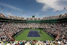 The BNP Paribas Open in Indian Wells is a great event to see some of the best tennis players in the world. Photo / Getty Images