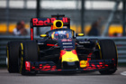Daniel Ricciardo during practice for the Formula One Grand Prix of Russia. Photo / Getty Images