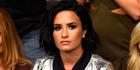 Singer Demi Lovato. Photo / Getty