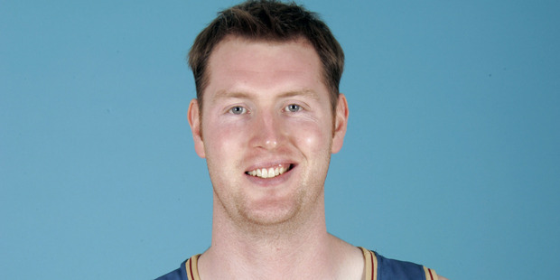 Neil Fingleton of the Austin Toros poses for a headshot during his basketball career. Photo / Getty