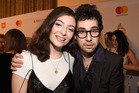 Singer Lorde and musician Jack Antonoff. Photo / Getty Images