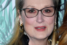 Meryl Streep has slammed Karl Lagerfield for claiming she ditched him as her Oscars dress designer. Photo/Getty