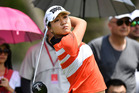 Lydia Ko in action at the Honda LPGA Thailand at Siam Country Club in Chonburi, Thailand. Photo / Getty Images.