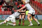 Jason Woodward of Bristol Rugby. Photo / Getty