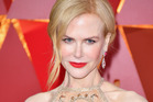 You would never guess that Nicole Kidman had a wardrobe malfunction. Photo / Getty