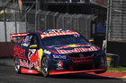 Shane Van Gisbergen during the Clipsal 500. Photo / Getty Images
