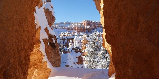 Try a full moon hike at Bryce Canyon in Utah. Photo / Visit the USA