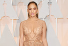 Jennifer Lopez gets a full body scrub to get glowing skin for the red carpet. Photo / Getty