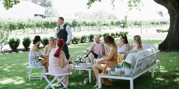 Photo / THE DAY Weddings/www.thedayweddings.com.au