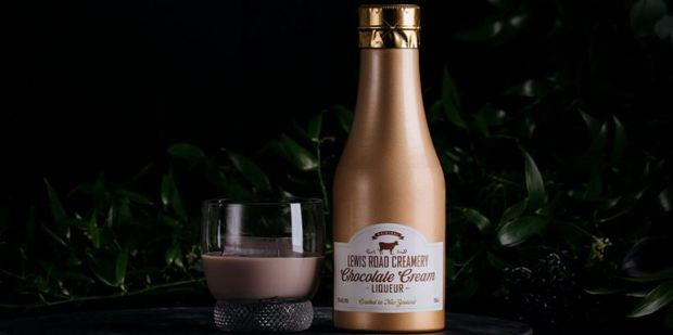 Lewis Road's latest product is delicious - if you can open the bottle to try it. Photo / Twitter, Lewis Road Creamery