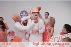Domestic violence charity Shine's annual fundraiser aims to get everyone to light it orange