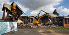 PHOTOS: St John's Church demolition