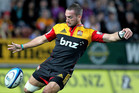 WARRIOR: Chiefs captain Aaron Cruden will play his 100th Super Rugby match on Friday against the Blues. PHOTO: photosport