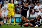 Pass mark? Not yet. Aaron Smith during the loss to the Chiefs. Photo / Photosport