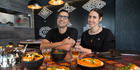 Samadi co-owners Wali and Cindy Samani. Photo / Nick Reed