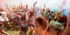 View: Photos: The Holi Festival of Colours Auckland