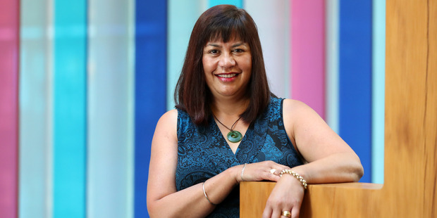 Spark's Rhonda Koroheke moved from tech projects to boosting diversity. Picture / Fiona Goodall, Getty Images.