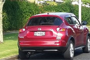 Police investigating the aggravated burglary of elderly Papatoetoe man are now asking for any sightings of a stolen vehicle used in the incident, a red 2010 Nissan Juke registration KFH463.