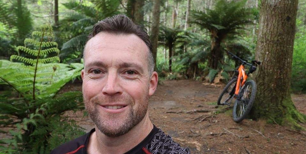 Kieran McDonogh, who has died snowboarding in Canada, moved to Rotorua after falling in love with the city. PHOTO/SUPPLIED