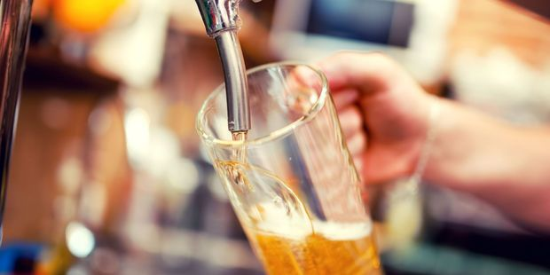 Teens might be drinking less, but young adults are not. Photo / File