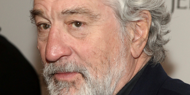 Robert De Niro pulled the film from his festival after an outcry from the public and scientists. Photo/AP