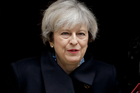 British Prime Minister, Theresa May was defeated by House of Lords. Photo / AP