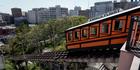 Angels Flight railway was a hit with viewers of the award-winning La La Land. Photo / AP